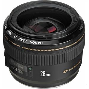Canon EF 28mm f/1.8 USM Camera Lens